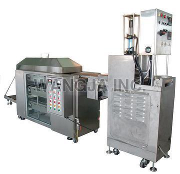 CONTINUOUS CHAPATI MAKING MACHINE