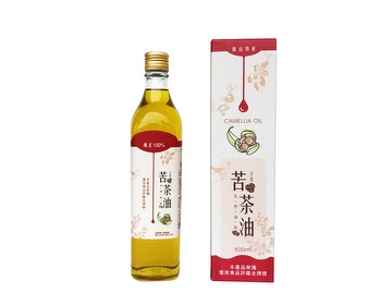 MeiShan Camellia Oil
