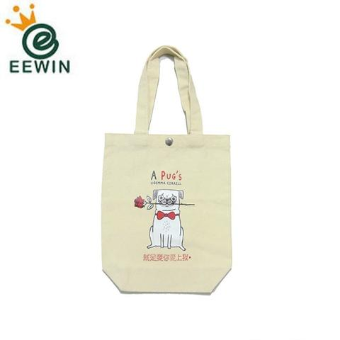 Taiwan Custom Printing Canvas Shopping Bag Suppliers With