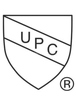 Designated as an American National Standard, the Uniform Plumbing Code (UPC) is a model code developed by the International Association of Plumbing and Mechanical Officials (IAPMO) to govern the installation and inspection of plumbing systems as a means of promoting the public's health, safety, and welfare. The UPC is developed using the American National Standards Institute's consensus development procedures. This process brings together volunteers representing a variety of viewpoints and interests to achieve consensus on plumbing practices.