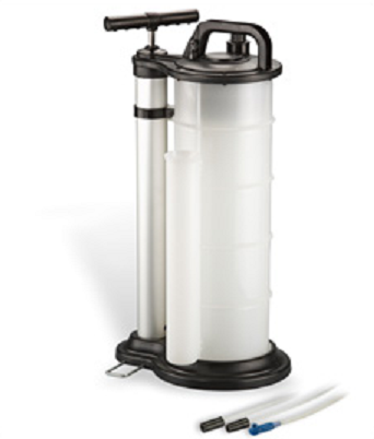 9 Liters Manual Fluid Extractor