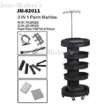 3 IN 1 Perm Machine