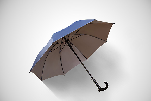 Customized stick umbrella, Umbrellas and Rain Gears