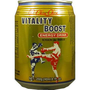 Taiwan VITALITY BOOST ENERGY DRINK KING LUCKY FOOD INDUSTRIAL CORP. Taiwantrade.com