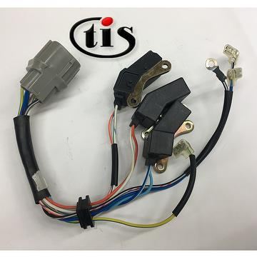 Taiwan Wire Harness for Distributor TD80U | TAIWAN IGNITION SYSTEM on ignition system battery, ignition system components, ignition system troubleshooting, ignition system plug, ignition system relay, ignition system computer, ignition system coil, ignition system control, ignition system parts, ignition system specifications, ignition system diagram, ignition system capacitor, ignition system operation, ignition system animation,
