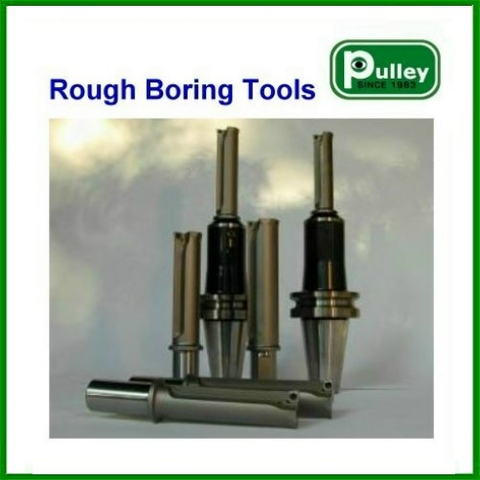 Rough boring tool. Metal cutting tool