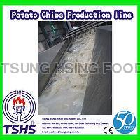 2014 Latest Continuity Stable Industry Tapioca Chips Factory Line