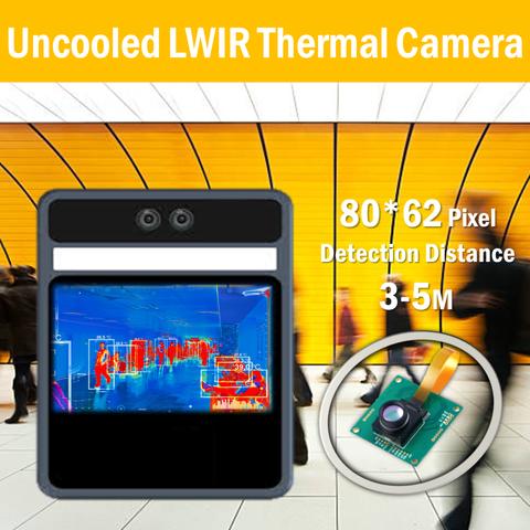 Uncooled LWIR Thermal Camera Module