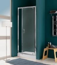 Semi frameless shower e..
