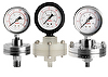 Diaphragm Pressure Gauge(Screw Type)