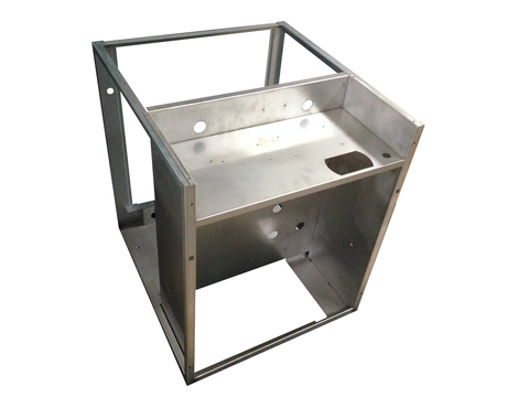 Ice maker, evaporation plate for cooper tube, Refrigerating and Air Conditioning Machinery