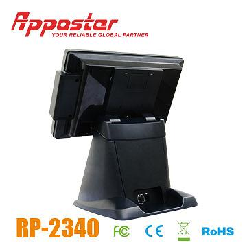 Android POS RP2340 back
