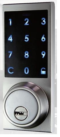 TOUCH PANEL SMART LOCK