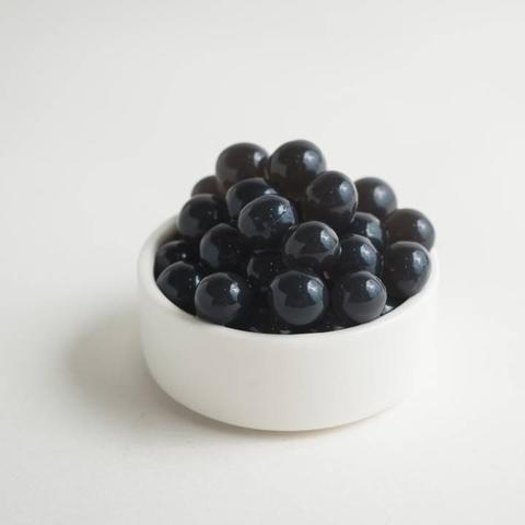 Blueberry Popping Boba