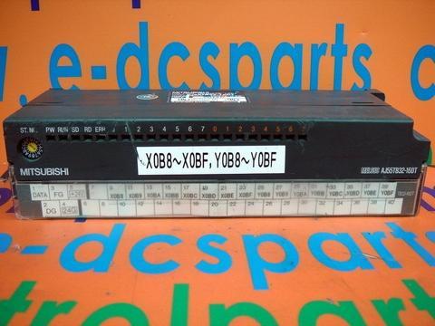 Mitsubishi Melsec I//O Link Remote Unit,AJ55TB32-8DR