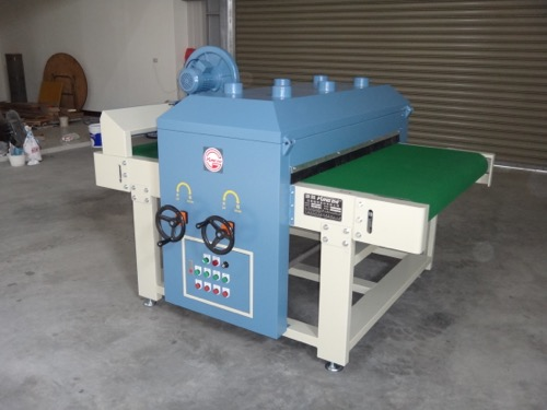 Panel Surface Dust Removing Machine