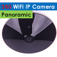 WiFi Panoramic IP Camera