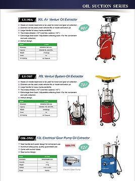 Air Venturi Oil Extractor