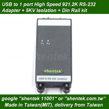 USB RS232 Converter