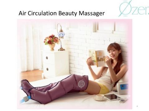 Air Circulationc Beauty Massager
