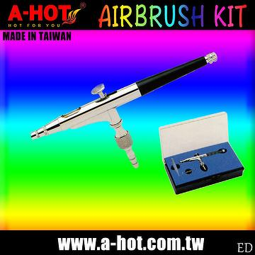 Taiwan Automobile Stencil Graffiti Airbrush Machine | A-HOT