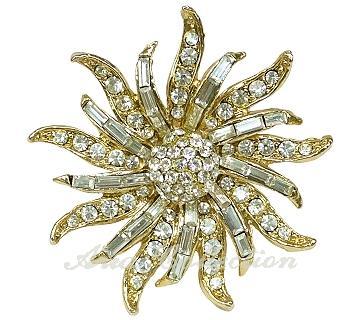 Sun flower pendant