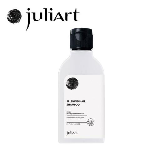 Best Natural Everyday Use Shampoo for Splendid Hair 75mL