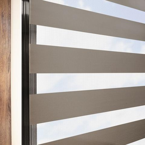 Day And Night Zebra Blind Double Layer Window Roller