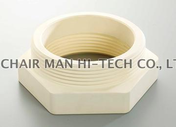 pump parts of mechanical seal 99.5% alumina oxide
