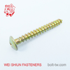 Stock-on-sale-truss-head-yellow-zi-#12-self-tapping-screw