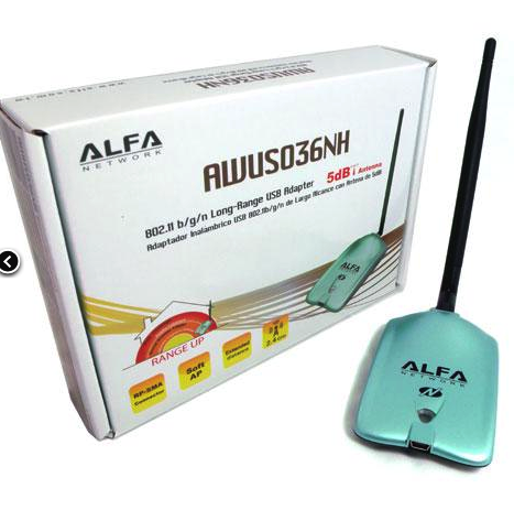 ALFA USB WIFI AWUS036NH DRIVERS FOR WINDOWS VISTA