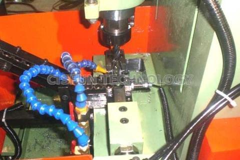 Nut Tapping Machine, Tapping Machine for nut, Spring Nut Tapping Machine
