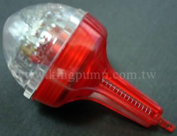 Smart night fishing float LED fishing bobbers