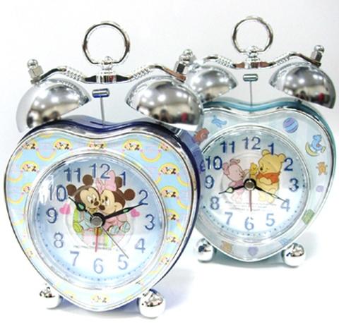 Taiwan Twin Bell Alarm, Alarm Clock, Table Clock, Time Piece