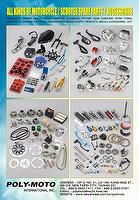 Motorcycle Spare Parts & Accessories