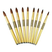 2018 New Design Professional Acrylic Nail Art Brush Set
