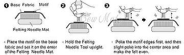 Felting Needle Tool