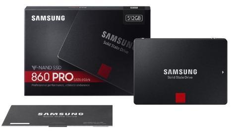 Samsung SSD 860 Pro Series 2.5