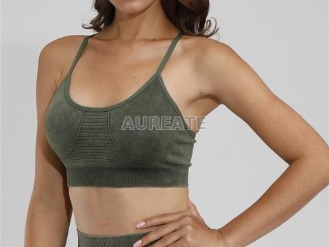 Seamless Sports bra Fitness Gym Yoga Workout