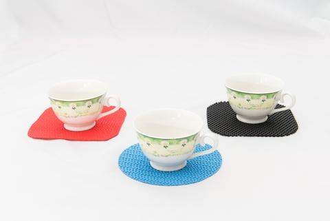 ECO OEKO-TEX oekotex  non-slip Shelf Liner / Coaster