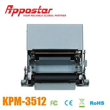 Appostar Printer Module KPM3512 open View