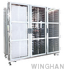 Sheet metal fabrication of wafer cabinet, N2 cabinet, photo mask cabinet