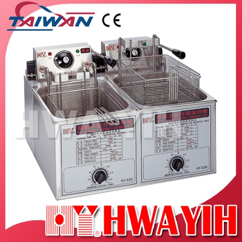 HY-536 Automatic Ascending & Descending Fryer