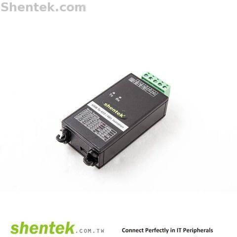 Shentek USB To RS485 RS422 Serial Converter Adapter