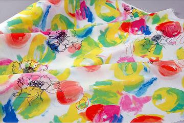 Rayon,textile leather rayon fabric