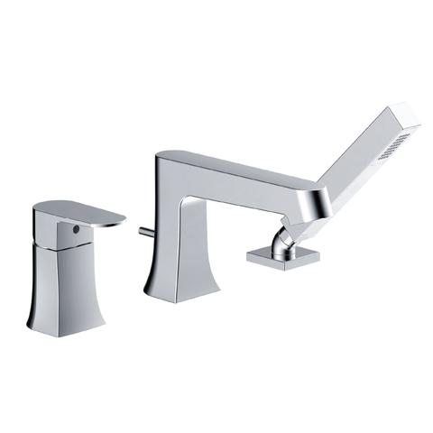 Vantage - Single lever Roman Tub Filler faucet
