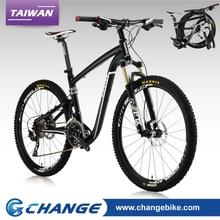 Foldable MTB bikes-ChangeBike 26 inch Folding MTB Bike DF-612BF Size:19