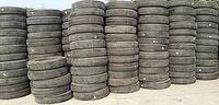700R16 Used tyre