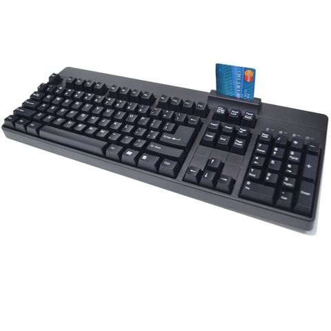 Digimore POS Keyboard with Smart Card Reader