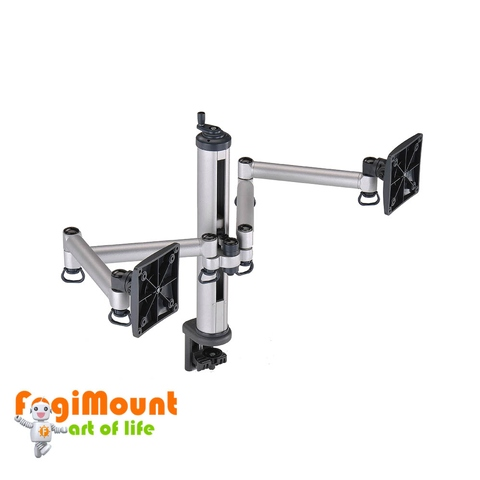 Space Saver Dual LCD Monitor Arm